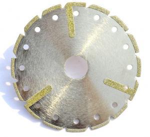 China V - Slot Electroplating Diamond Tile Cutter Maximum Cutting Performance wholesale