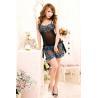 China Fashion Dancing Butterfly Babydoll lingerie nightwear women dress skirt wholesale