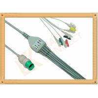 China IEC paciente del capturador de las ventajas de la una pieza 5 del Pin del cable 17 de Spacelabs ECG wholesale
