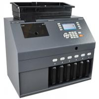 China Kobotech LINCE-60C 6 Channels Value Coin Sorter Counter counting sorting machine(ECB 100%) wholesale