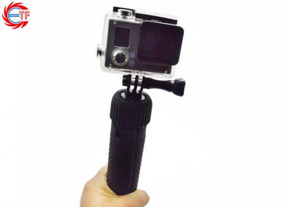 Quality ねじ締縄が付いているOEM PVのスポーツのカメラの三脚のグリップの行為のカメラの付属品セット for sale
