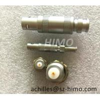 China self-locking lemo S series coaxial cable connector plug and socket wholesale