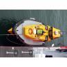 China Workboat Fendering Systems Tugboat Foam Fenders with High Elastomer Polyurea Coating wholesale