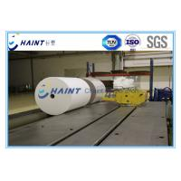 China Chaint Fabric Roll Packing Machine Metal Material With Conveying / Wrapping wholesale