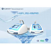 China Newest Ultrasound HIFU Slimming Liposuction Machine wholesale