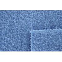 China Yarn Dyed Craft Water Resistant Boiled Wool Fabric Ireland 560G / M Weight on sale