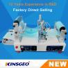 China 1 Phase, AC 220V Hot Melt Adhesive Lab UV Coating Machine with 1 Year Warranty For Wood Floor wholesale
