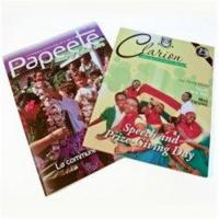 China Cheapest Color Magazine Printing Service Online on sale