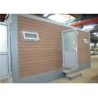 China Assembly Modern Good insulated  prefabricated site office Waterproof wholesale