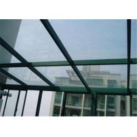 China Edge Polished Clear Laminated Safety Glass For Construction Glass Sample Available wholesale