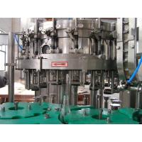 China Rotary Automatic Liquid Filling Machine for Fruit Juice , Electric Driven 220V / 380V 4Kw wholesale