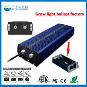 China lights lighting partner Electronic ballast for HPS MH lamp wholesale