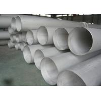 China Austenitic Schedule 10 Stainless Steel Pipe , DN100 ASTM A790 40mm Stainless Steel Tube wholesale