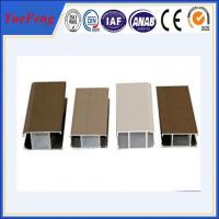 China all kinds of color profile aluminium for sliding glass door and windows wholesale