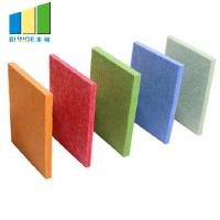 China 100% Polyester Acoustic Panels , 3D Sound Diffusive Decorative Interior Wall Paneling wholesale