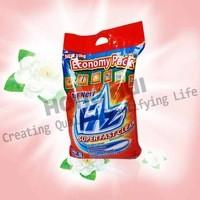 China hot sale 25g,30g, 50g, 75g, 500g,100g good quality washing powder/blue washing powder with cheapest price on sale
