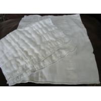 China 100PCT Cotton prefold diapers,Flat cloth diapers on sale