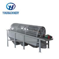 China Mineral Processing Roller Screen Rotary Drum Stone Gold Wash Plant Screen on sale