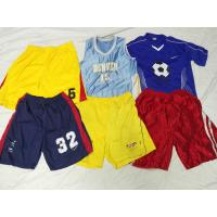 China Export Factory Price First Class Jersey Wholesale Used Clothing on sale