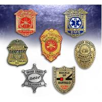 China Medal Badge Clips for Road Sign wholesale
