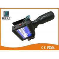 China Fast Dry Large Character Industrial Inkjet Printer Handheld With CE Certificated wholesale