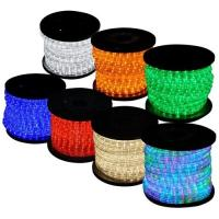 China 3 wire flat led light swimming pool rope light wholesale