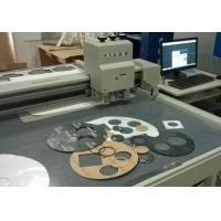 China rubber sheet gasket making cnc cutter table production cutter wholesale