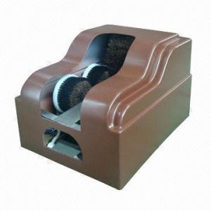 China Micro-computer Household Shoe Polishing Machine, Fashionable and Elegant Appearance wholesale