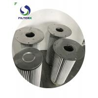 China Silicon Powdered Custom Air Filters , Anti Static Dust Extraction Filters  wholesale