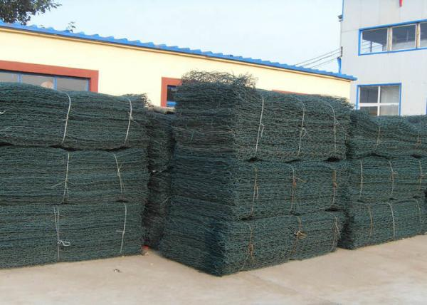 Quality Mine Protection Galvanised Welded Mesh / Welded Steel Wire Mesh Simple Installation for sale