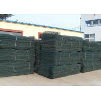 China Mine Protection Galvanised Welded Mesh / Welded Steel Wire Mesh Simple Installation wholesale