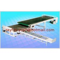 China Right-angle Conveyor Stacker, Sheet Collecting and Delivery Machine, side output wholesale