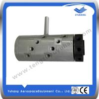 China 8 channel high pressure hydraulic rotary joint, low speed rotary union wholesale