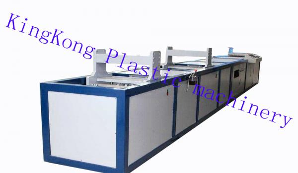 Quality Light Weight FRP Rob / Tube Pultrusion Line Fiberglass Pipe Extrusion Machine for sale
