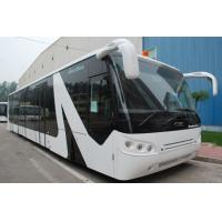 China Large Capacity Low Carbon Alloy Aero Bus City Airport Shuttle equivalent to Cobus 2700 bus wholesale