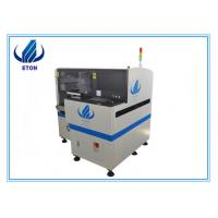 China HT-E5 SMT LED Mounting Machine 25k Points Per Hour 0.2mm Components Space wholesale