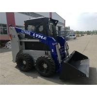 China Full Hydraulic System Skid Steer Loader 51 HP Power 700kg Load Capacity on sale