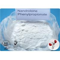 Buy cheap Bodybuilding Male Hormone Nandrolone phenylpropionate CAS 62-90-8 from wholesalers