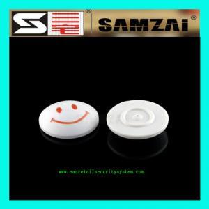 Buy cheap Étiquette dure dure du visage EAS de sourire de système d'alarme de sécurité d' from wholesalers