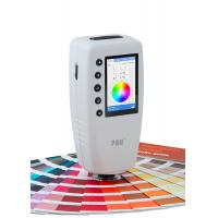 China Color Analysis Digital Color Meter D65 Light 8 / D CIE Recommendation wholesale
