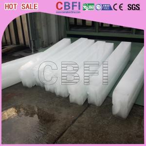 Buy cheap Machine conteneurisée de bloc de machine à glace/glace carbonique de bloc d'acier inoxydable avec le compresseur de Bitzer from wholesalers