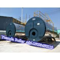 China Fire tube 10 ton 10ton gas steam boiler on sale