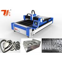 China Stainless Steel / Carbon Steel Cnc Laser Cutter / Automatic Sheet Metal Cutting Machine on sale