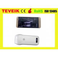 Buy cheap 7.5MHz Wireless Color Doppler Linear Ultrasound Probe for IPAD /IPhone/ Android from wholesalers