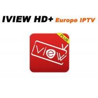 China Europe IPTV free test 3 days IVIEW PLUS  IPTV Apk watch UK GR Italy Germany Netherland Arabic channels with catch up wholesale