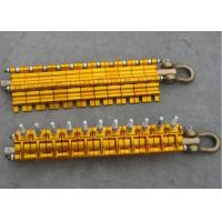 Buy cheap High Strength Bolted Type Cable Pulling Clamp Fit Big Conductor Overhead Line Construction from wholesalers
