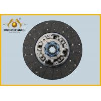 Quality 430 MM HINO Truck Parts , Truck Clutch Disc Parts For HINO 700 P11C 31250 - for sale