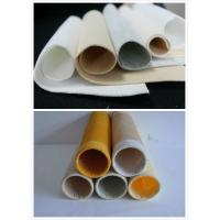 China PPS Industrial Filter Fabrics / Dust Collector Filter Fabric With PTFE Membrane on sale