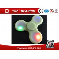 China High Speed Led Light Spinner Fidget Toys For Adults Relieve Stress wholesale