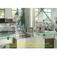 China High Effective Powder Packing Machine Single Or Two Adhesive Labels wholesale